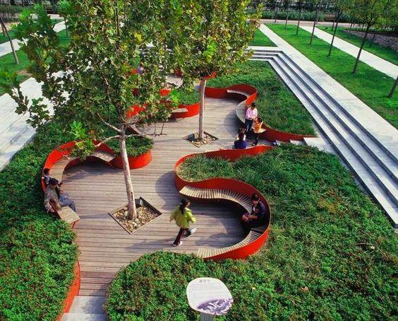 Dise o de jardines jardiarte for Diseno de jardines pequenos gratis