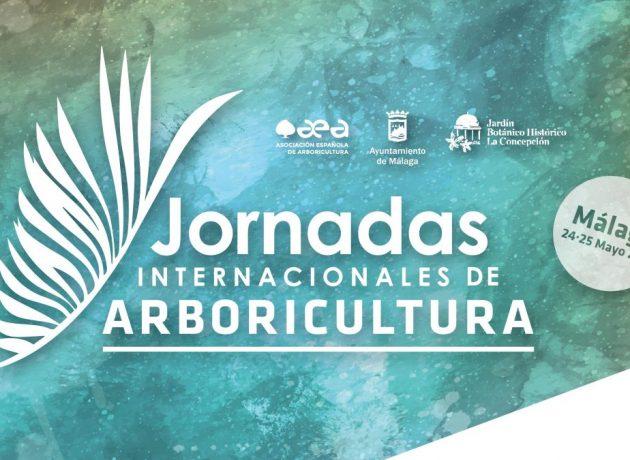 JARDIARTE participa en las jornadas internacionales de arboricultura celebrada en Malaga los pasados días 24 y 25 de mayo.